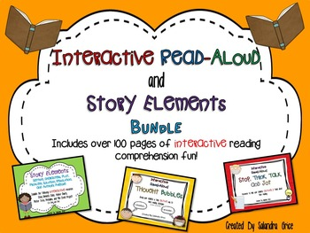 Interactive Read-Aloud and Story Elements Bundle