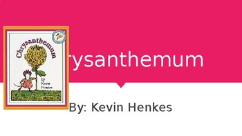 Interactive Read Aloud for Chrysnthemum