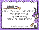 Interactive Read Aloud for Wanda's First Day