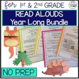 Interactive Read Alouds {August-December Bundle}