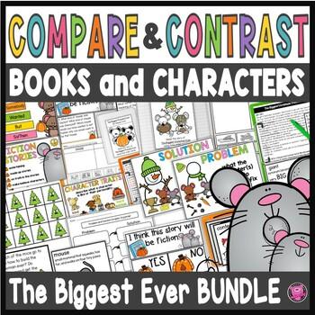 Interactive Read Alouds Growing Bundle for Kindergarten through Third Grades