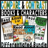 Comparing Books in a Series: The Biggest Ever Read Aloud Activities Bundle