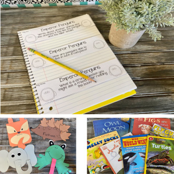 Interactive Read Alouds {February Edition}