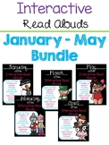 Interactive Read Alouds {January-May Bundle}