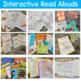 Interactive Read Alouds {March Edition}