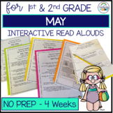Interactive Read Alouds {May Edition}
