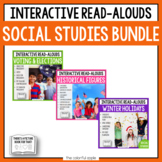 Interactive Read Alouds: Social Studies bundle
