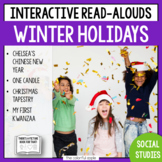 Winter Holidays Interactive Read Alouds
