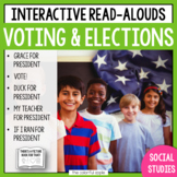 Interactive Read Alouds: Voting