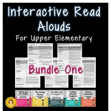 Five Interactive Read Alouds for Upper Elementary - BUNDLE ONE