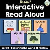 Interactive Read Aloud - Grade 2 - Exploring the World of