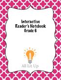 Interactive Reader's Notebook Grade 6