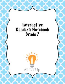 Interactive Reader's Notebook Grade 7