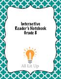 Interactive Reader's Notebook Grade 8