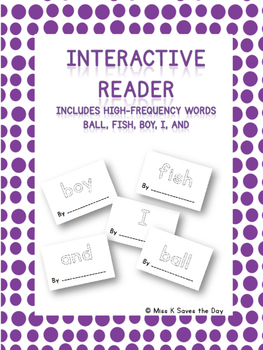 Interactive Readers - High Frequency Words 2