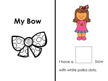 Interactive Readers - I know my colors!