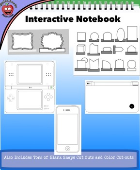 (SALE) Interactive Readers Notebook: Take your notebook to the next level