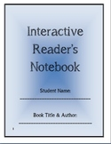 Interactive Reader's Notebook Packet
