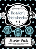 Interactive Reader's Notebook: Starter Pack