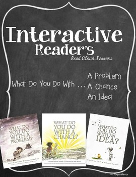 Interactive Readers: 'What Do You Do..?' Series