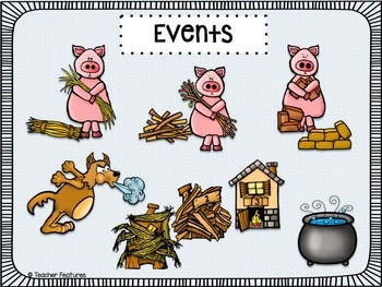 FABLES AND FOLKTALES The Three Little Pigs