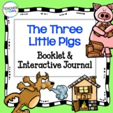 FABLES AND FOLKTALES ACTIVITIES for COMMON CORE The Three Little Pigs