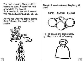 Jack and the Beanstalk (Folktales & Fairytales)