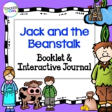 FABLES AND FOLKTALES ACTIVITIES for COMMON CORE Jack and the Beanstalk