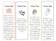 Interactive Reading Bookmarks