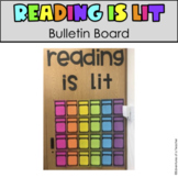 Interactive Reading Bulletin Board