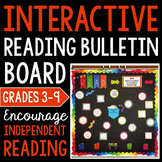 Interactive Reading Bulletin Board: Encourage Students to