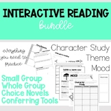 Interactive Theme, Mood, Character Study, and Conferring Bundle