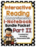 Interactive Reading Comprehension Notebook (Journal) - Part 2