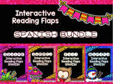 Interactive Reading Flaps in SPANISH {BUNDLE}