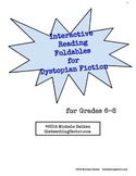 Interactive Reading Foldables for Dystopian Fiction