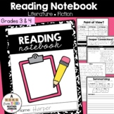 Reading Interactive Notebook: Literature