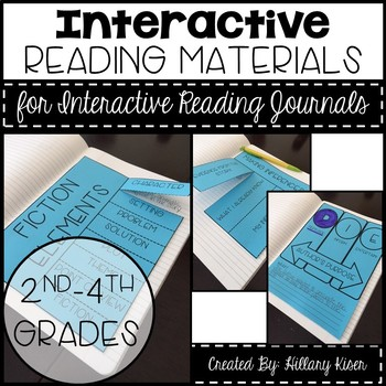 Interactive Reading Journal (Multi-Level)