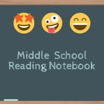 Interactive Reading Journal - Middle School