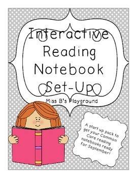Interactive Reading Journal Start-Up {{Updated}}