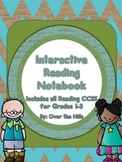 Interactive Reading Journals