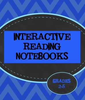 Interactive Reading Notebooks Printables Foldables Journal
