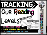 Interactive Reading Level Chart, Tracking Sheets & Certificates