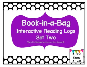 Interactive Reading Log -- Set Two