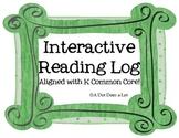 Interactive Reading Log