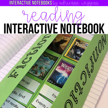 Reading Interactive Notebook (1st Edition)