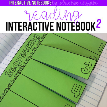Reading Interactive Notebook (2nd Edition)