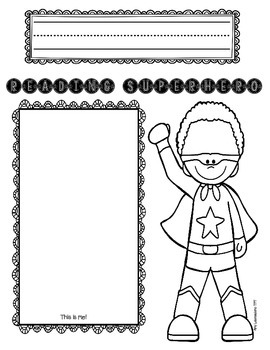 Interactive Reading Notebook - 2nd Grade