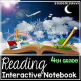 Interactive Reading Notebook 4th Grade