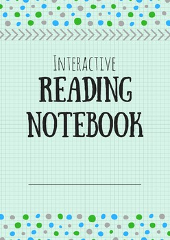 Interactive Reading Notebook Cover