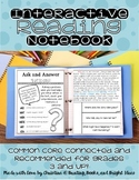 Interactive Reading Comprehension Notebook & Mini-Anchor Charts